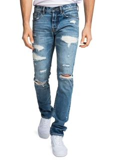 PRPS Le Sabre Slim Fit Jeans in Indigo