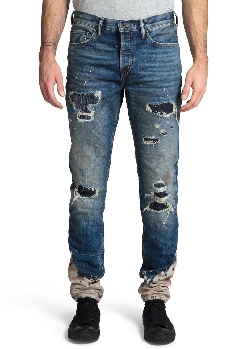 PRPS Le Sabre Slim Fit Jeans (Lichtenstein)