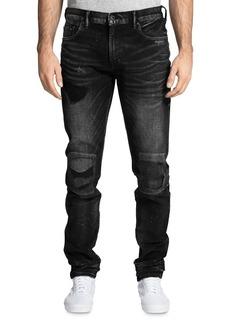 PRPS Le Sabre Stretch Skinny Fit Jeans in Millet