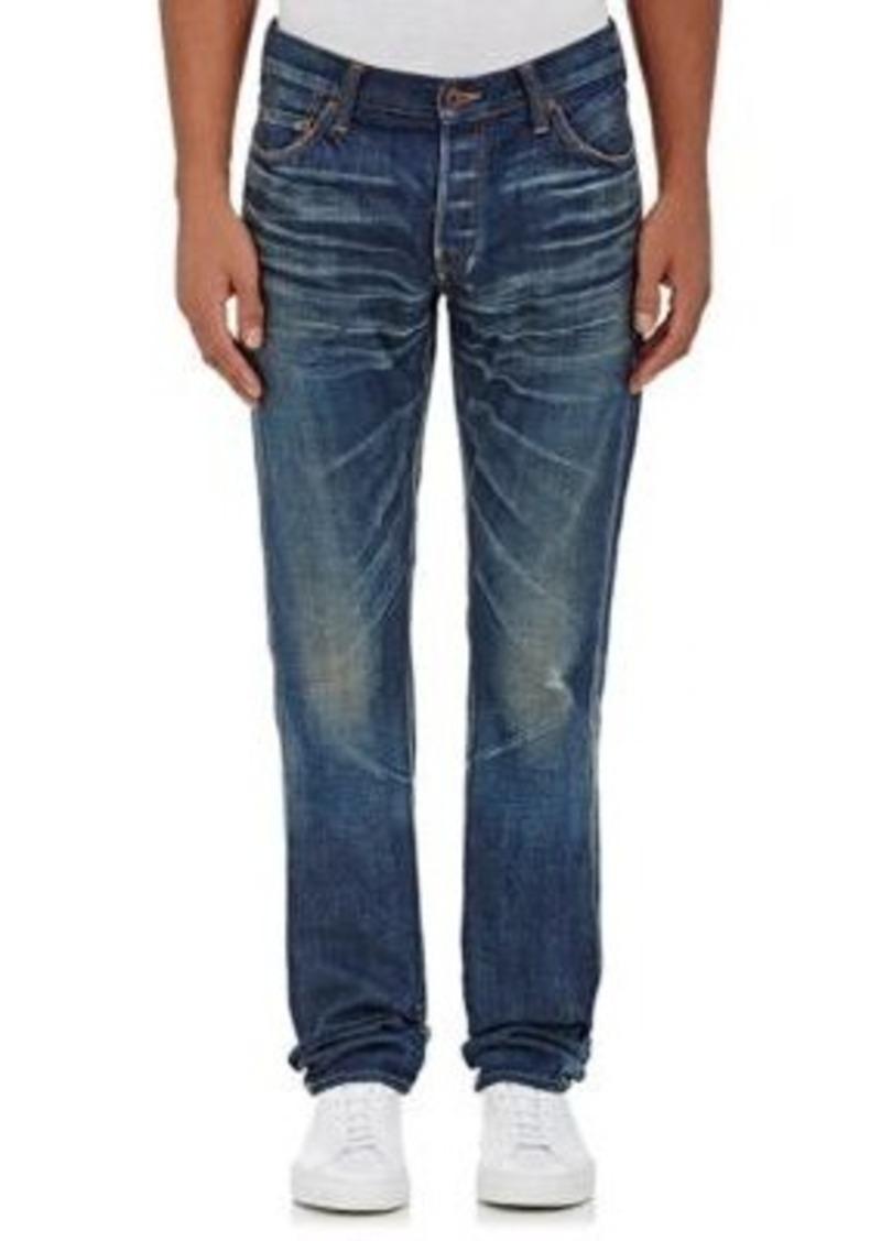 PRPS Men's Washed Cotton Jeans
