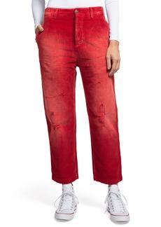 PRPS Monte Carlo Distressed Cotton Corduroy Pants