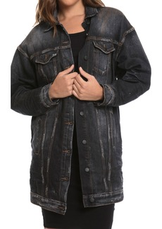 PRPS Oversize Denim Jacket