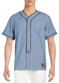 PRPS Regular-Fit Kobe Baseball Shirt