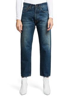 PRPS Slim Crop Boyfriend Jeans