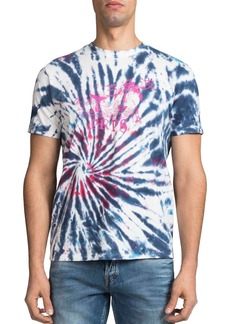PRPS Tie-Dyed Logo Tee