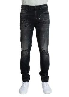 PRPS Warlock Ripped Skinny Fit Jeans (Bridgton)
