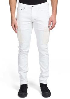 PRPS Windsor Extra Slim Fit Cargo Jeans (Grandview)
