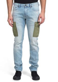 PRPS Windsor Extra Slim Fit Cargo Jeans (Independence)