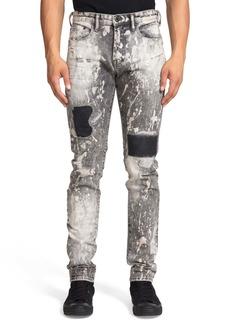 PRPS Windsor Rip & Repair Extra Slim Fit Jeans (Huron)