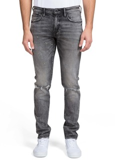 PRPS Windsor Ripped Extra Slim Fit Jeans (Pacific)
