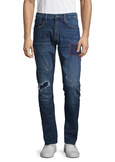 Prps Slim Distressed Jeans