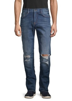 Prps Slim Tapered Distressed Jeans