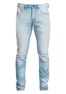 Prps Windsor Hand Painted Stretch Skinny Jeans