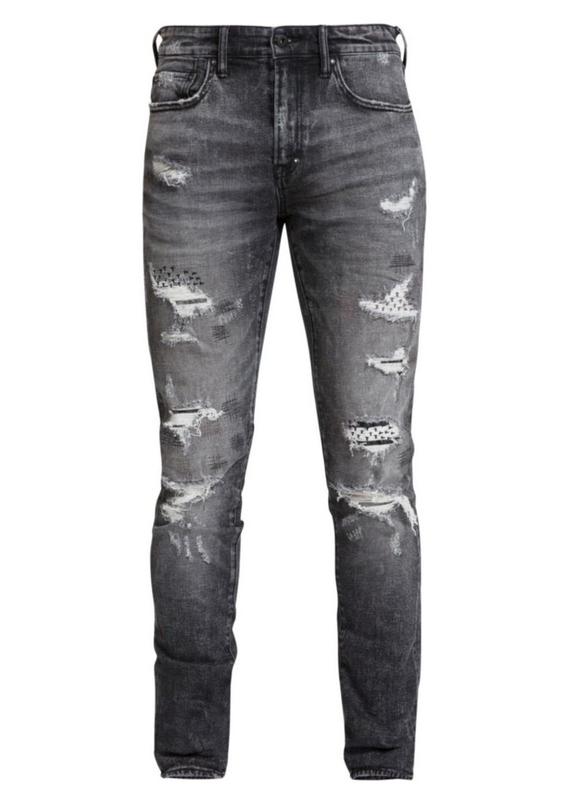 Prps Windsor Heavy Ripped Jeans