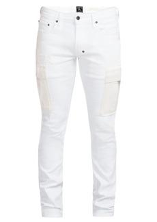 Prps Windsor Hybrid Cargo Skinny Jeans