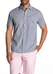 Psycho Bunny Abstract Short Sleeve Shirt