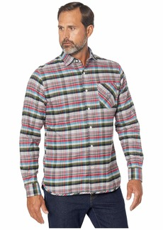Psycho Bunny Axminster Long Sleeve Sport Shirt