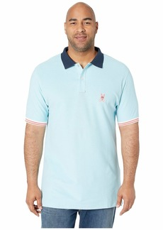 Psycho Bunny Big & Tall Walton Polo
