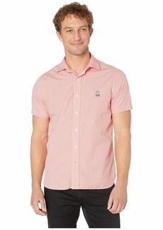 Psycho Bunny Braddon Short Sleeve Shirt