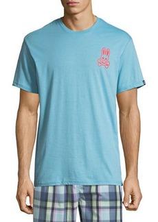 Psycho Bunny Bunny Crewneck T-Shirt