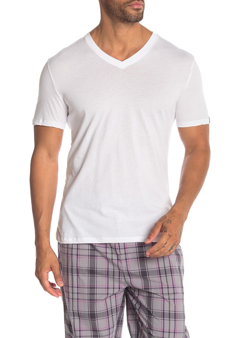 Psycho Bunny Classic V-Neck T-Shirt - Pack of 3