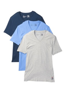 Psycho Bunny Classic V-Neck Tee - Pack of 3
