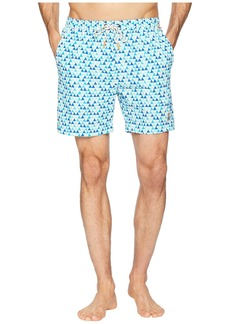 Psycho Bunny Coloured Pyramids Swim Trunks