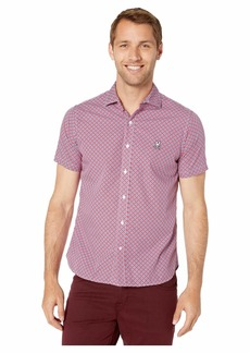Psycho Bunny Darwell Short Sleeve Sport Shirt