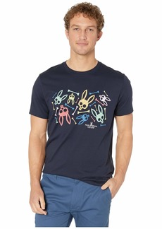 Psycho Bunny Itchen Graphic T-Shirt