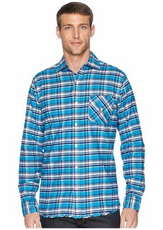 Psycho Bunny Long Sleeve Flannel
