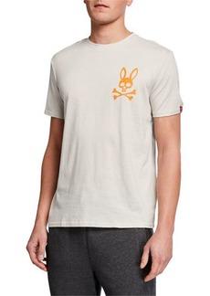 Psycho Bunny Men's Mischief Bunny T-Shirt