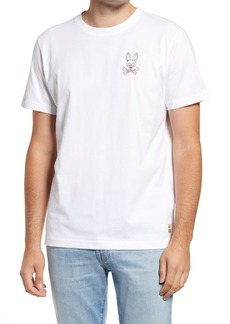 Men's Psycho Bunny Men's Keswick Embroidered Logo Graphic Tee