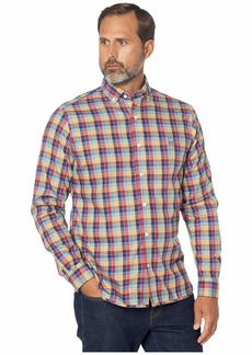 Psycho Bunny Osbert Long Sleeve Sport Shirt