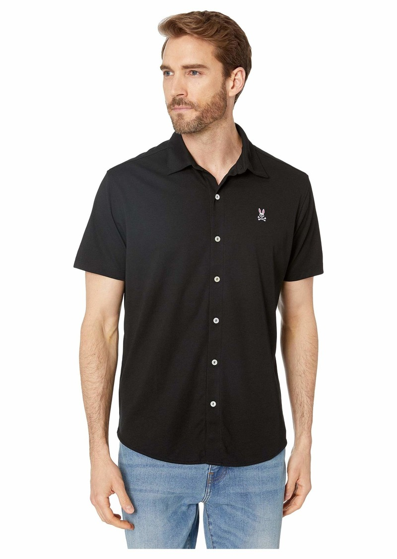 Psycho Bunny Oxford Interlock Polo