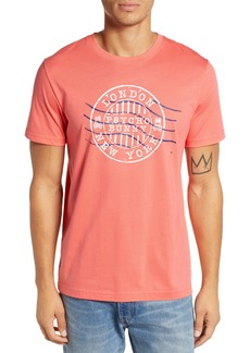 Psycho Bunny Ashton Graphic T-Shirt