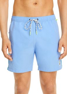 Psycho Bunny Auburn Swim Trunks