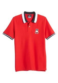 Psycho Bunny Britania Short Sleeve Polo