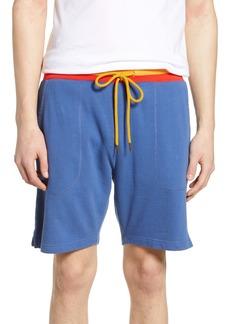 Psycho Bunny Bromford Knit Shorts