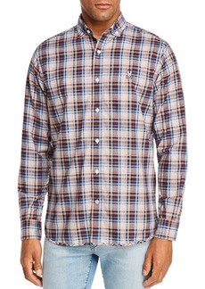 Psycho Bunny Classic Fit Plaid Shirt