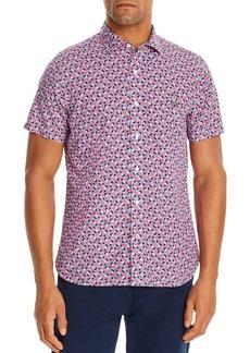 Psycho Bunny Classic Fit Short-Sleeve Shirt