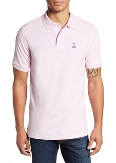 Psycho Bunny The Classic Slim Fit Polo Shirt