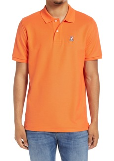 Psycho Bunny Classic Short Sleeve Pima Cotton Polo (Nordstrom Exclusive)