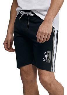 Psycho Bunny Dovedale Knit Shorts