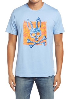Psycho Bunny Earnshaw Graphic Tee