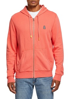 Psycho Bunny Fingle Zip Hoodie