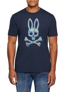 Psycho Bunny Logo Graphic T-Shirt