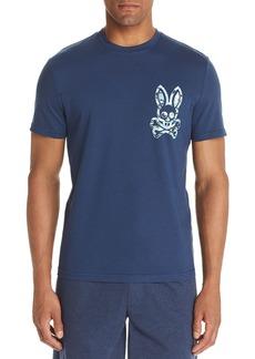 Psycho Bunny Logo Graphic Tee