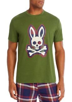 Psycho Bunny Lounge Bunny Crew Tee