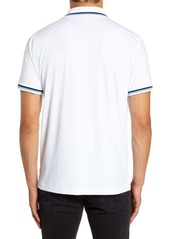 Psycho Bunny Lumley Solid Tipped Polo