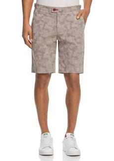 Psycho Bunny Mako Camouflage Regular Fit Shorts